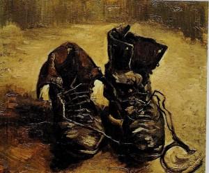 Paire de souliers